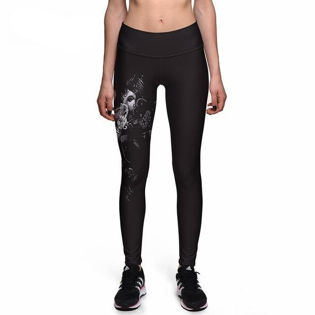 dadc1e4ac8c837 Women's New Leggings/Yoga Pants/Fitness Workout 22 Styles 3D Print ...