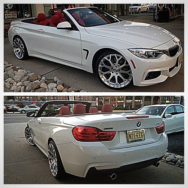 Bmw 4 Series, Custom Wheels, BMW