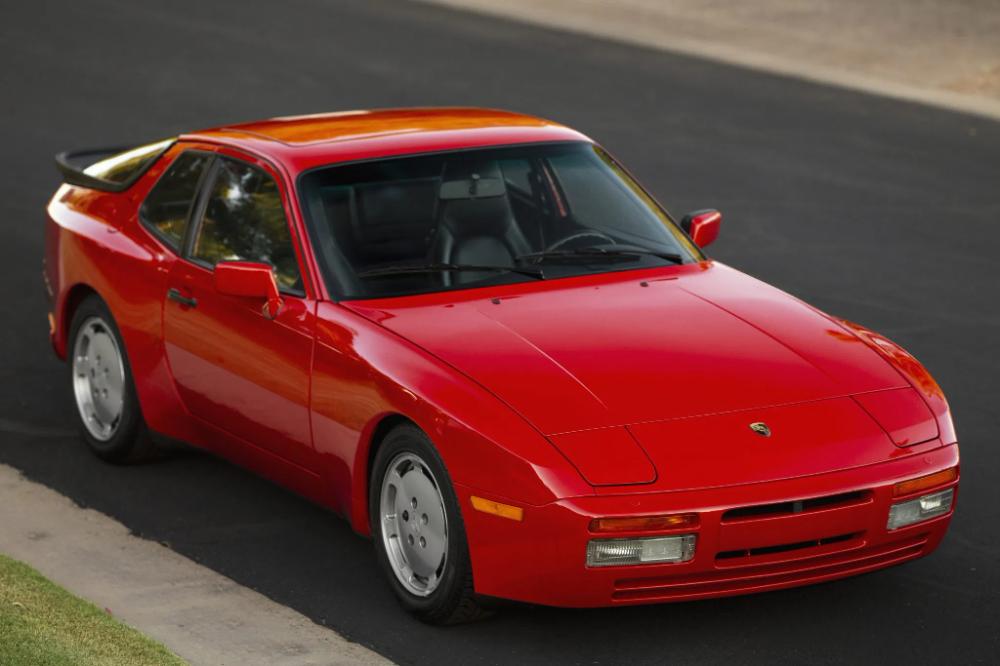 26k Mile 1987 Porsche 944 Turbo Porsche 944 Porsche Turbo