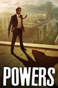 Powers — TV Series — Moviefone