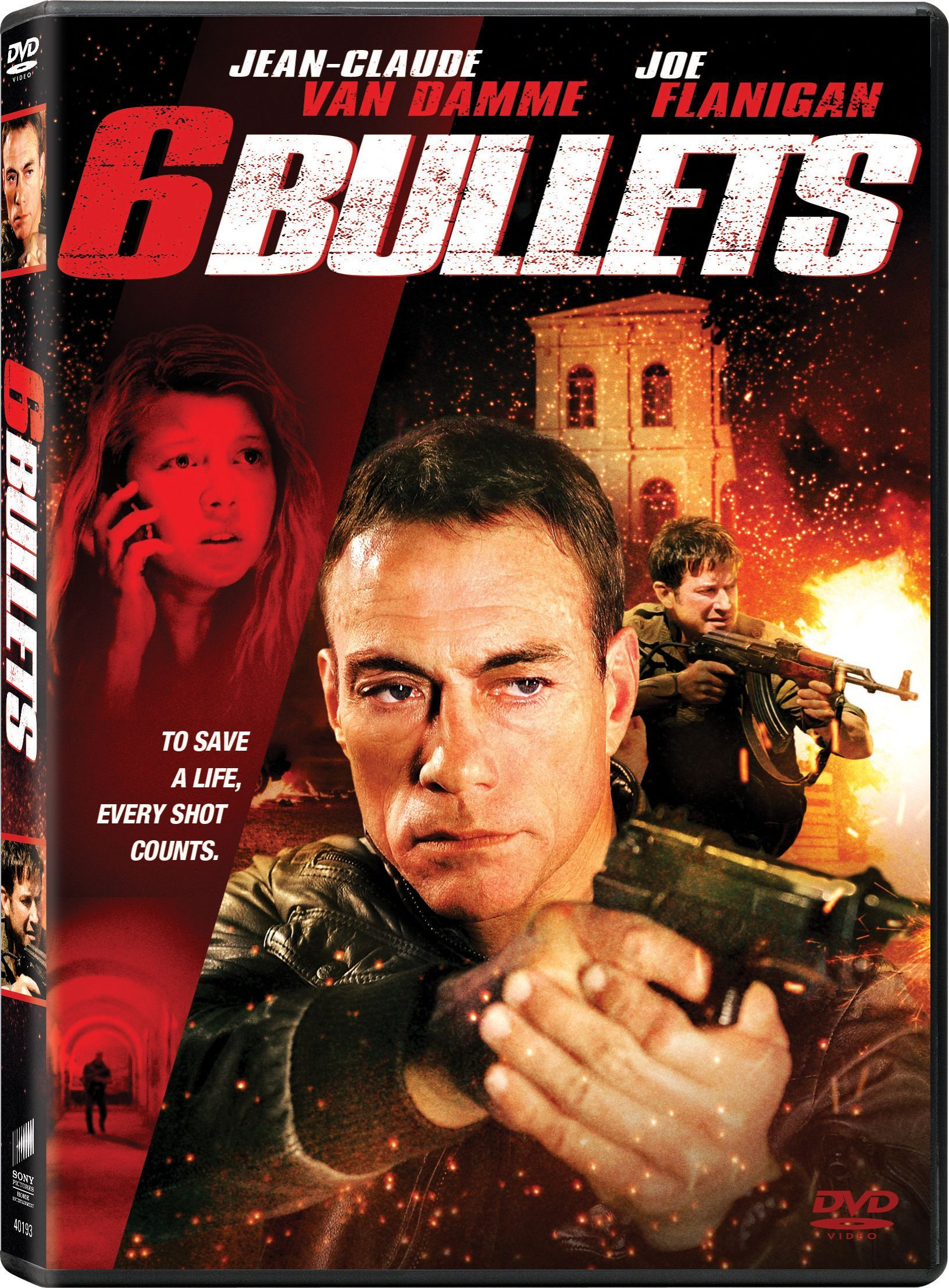 Sony Home Pictures 6 Bullets