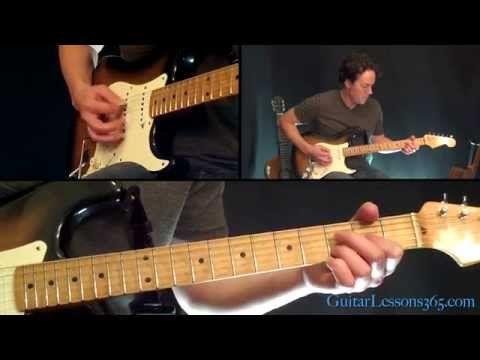 Summer Of 69 Guitar Lesson - Bryan Adams - YouTube | Music ...