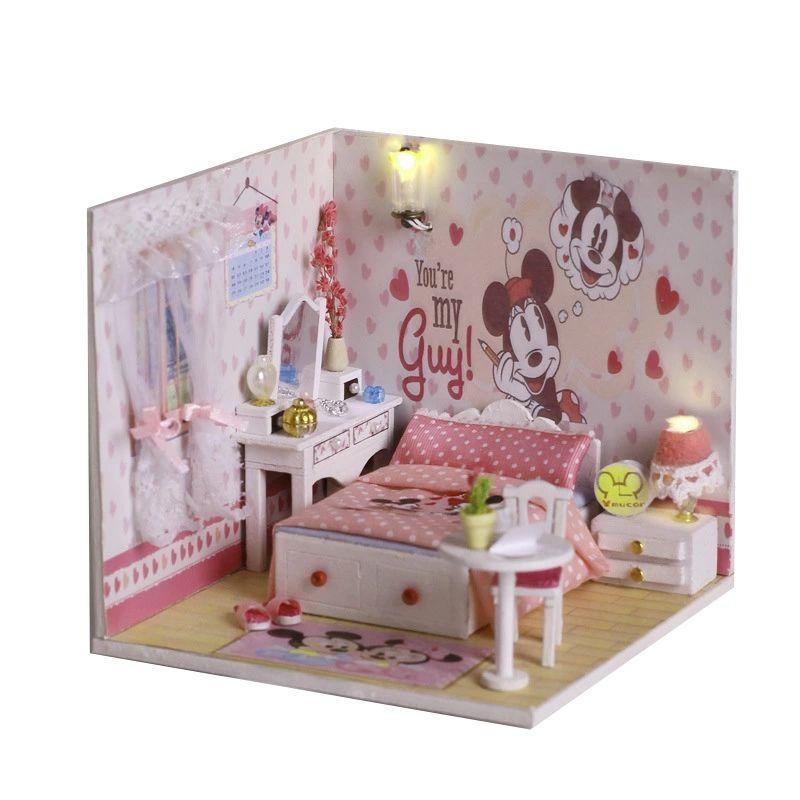 Super sweet \ amazing DIY Doll-House Found on AliExpress - gebraucht küchen münchen