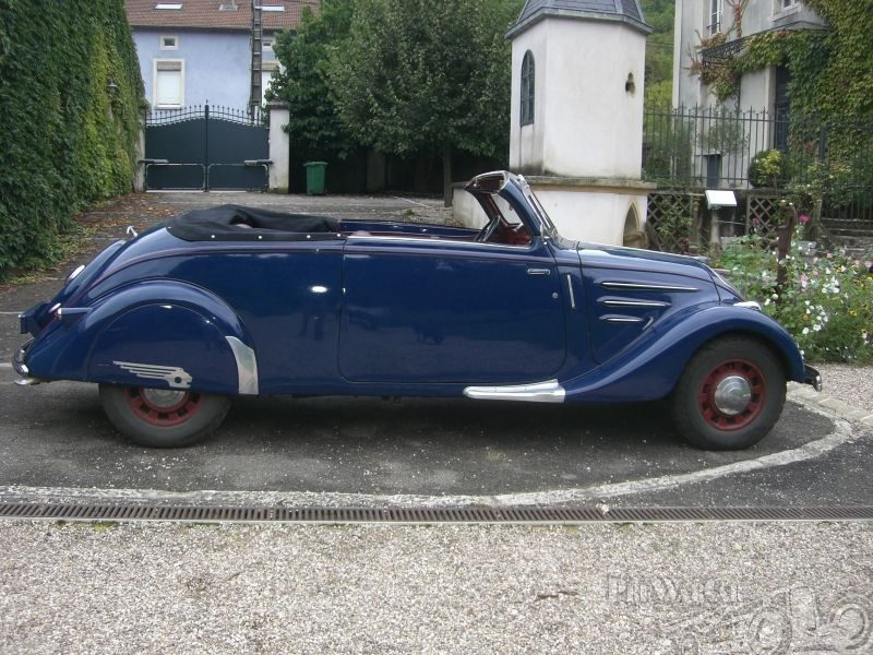Peugeot 402 cabriolet 1936 for sale   Wish list & other things ...