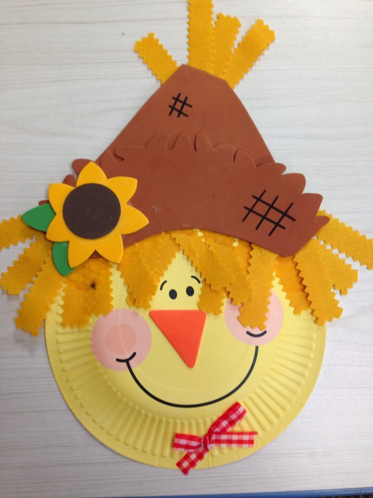 Teaching Ideas For Preschool Teachers Scarecrow