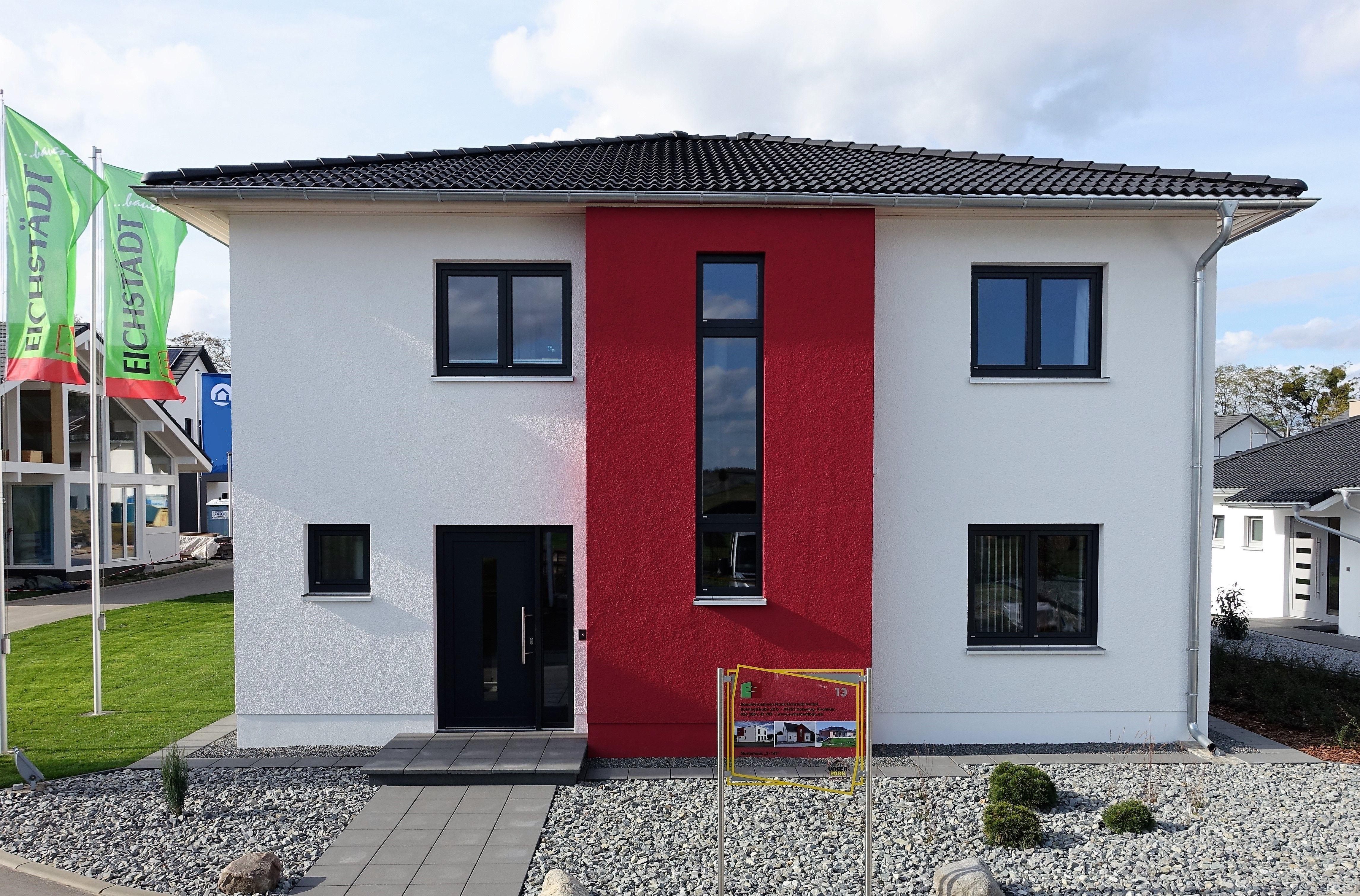 Bauunternehmen Frank Eichstadt Dresden Bauunternehmen Stadtvilla Haus