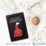 The Handmaid's Tale by Margaret Atwood on  @Scribd - Get Books audiobooks and more. Join now and get 2 months  #free!  scribd.com/gt/72lhup    #scribdshares  #books  #audiobooks  #scribd pic.twitter.com/PfLXDoF1Ne #margaretatwood The Handmaid's Tale by Margaret Atwood on  @Scribd - Get Books audiobooks and more. Join now and get 2 months  #free!  scribd.com/gt/72lhup    #scribdshares  #books  #audiobooks  #scribd pic.twitter.com/PfLXDoF1Ne #margaretatwood
