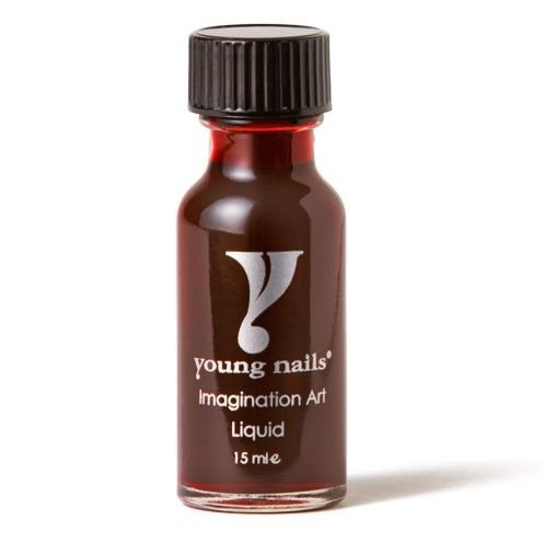 Red Liquid Art, 1/2 oz - Extremely concentrated red colored liquid adds a completely new way to express your creativity. Use with clear powder and splash a spectrum of translucent red color throughout your nails. Mix liquids to create new colors or change values by adding as many or as few drop as you like.