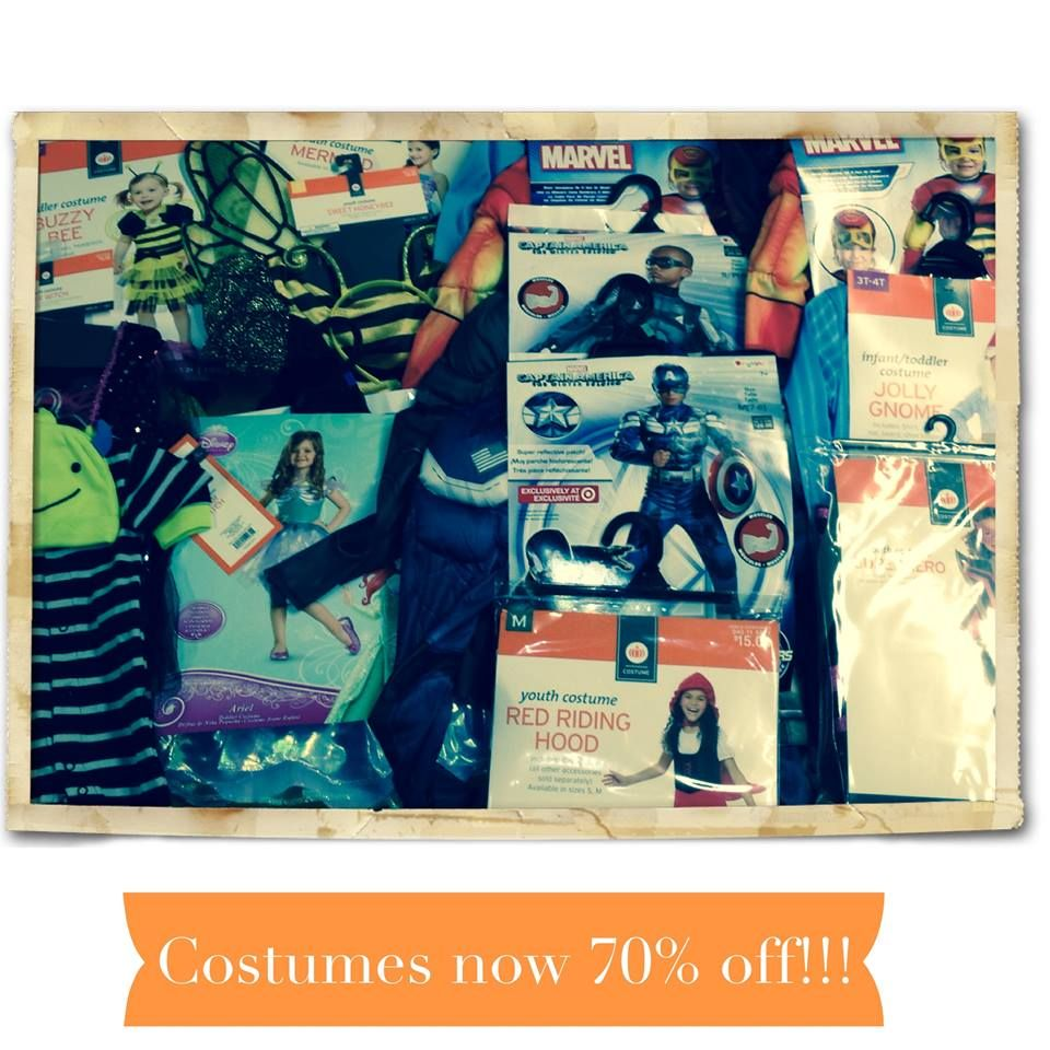 Did you know that the best time to buy costumes is AFTER ...