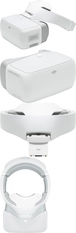 Купить dji goggles для дрона фантом алюминиевый кофр spark напрямую из китая
