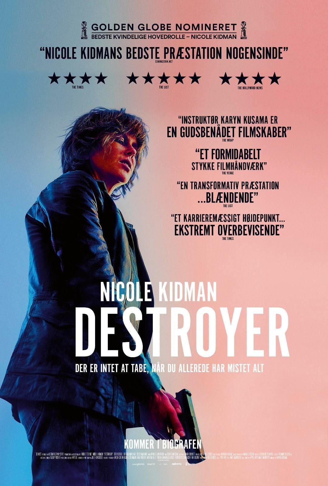 HD Destroyer 2019 Koko Elokuva Verkossa Full movies