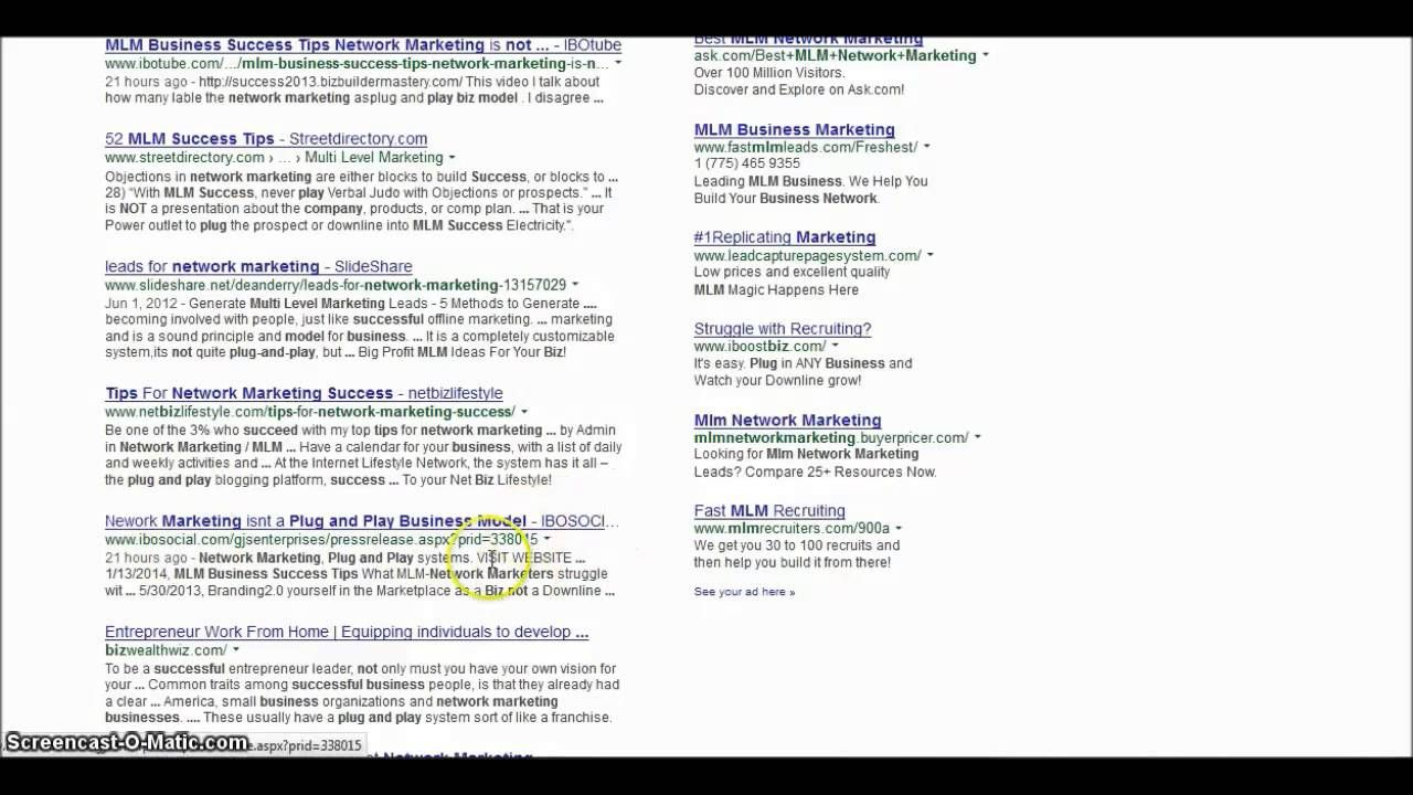 Awesome Leads For Mlm Home Based Business Gallery - Home Decorating ...