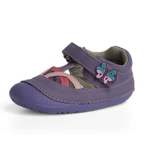 6f974f08c24a Wobbly Waddlers Natura-Anna Leather Sandal Shoes For Baby Girl ...