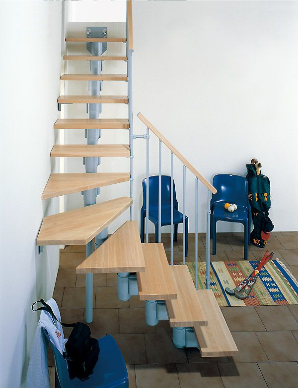 Delicieux Kompact Modular Stairs   StairKit.com