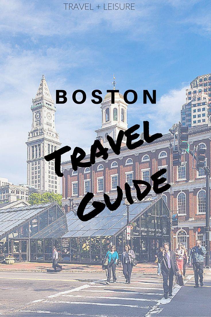 Boston travel guide boston travel guide boston travel