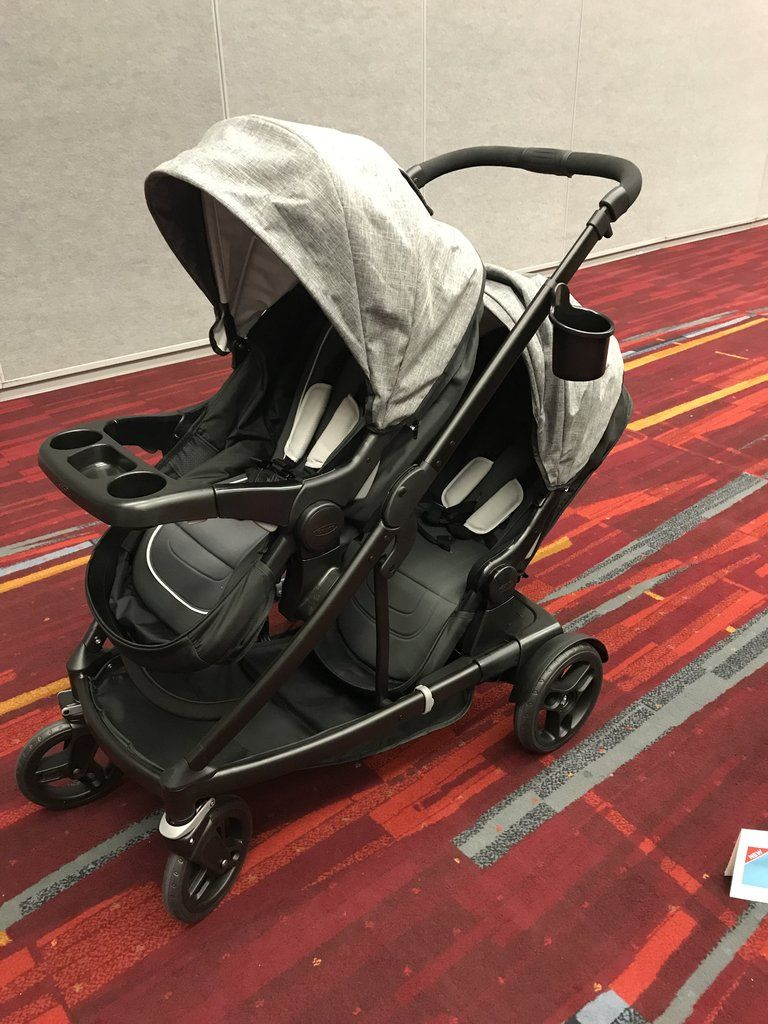 Graco Babyschale Adapter Graco Uno2duo Baby Who Baby Strollers Golf Bags Double