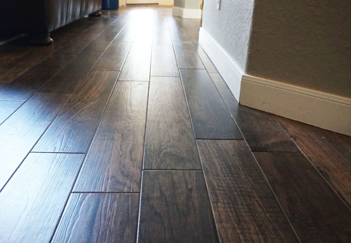 Woodlook tile flooring reviews pros and cons, brands