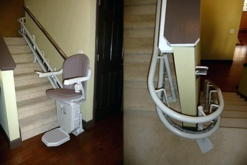Installing An Acorn Stairlift Turns Your Home Into A Bungalow By Removing The Obstacle Of Stairs If They Become Too Challe In 2020 Stair Lifts Stair Lift Super Gliders