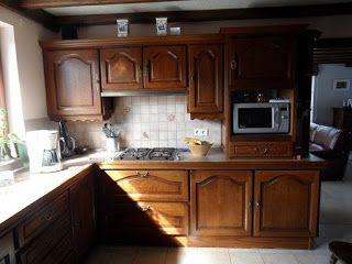 Renovatie Van Keukens : Renovatie van eiken keukens renovatie van een eiken keuken te