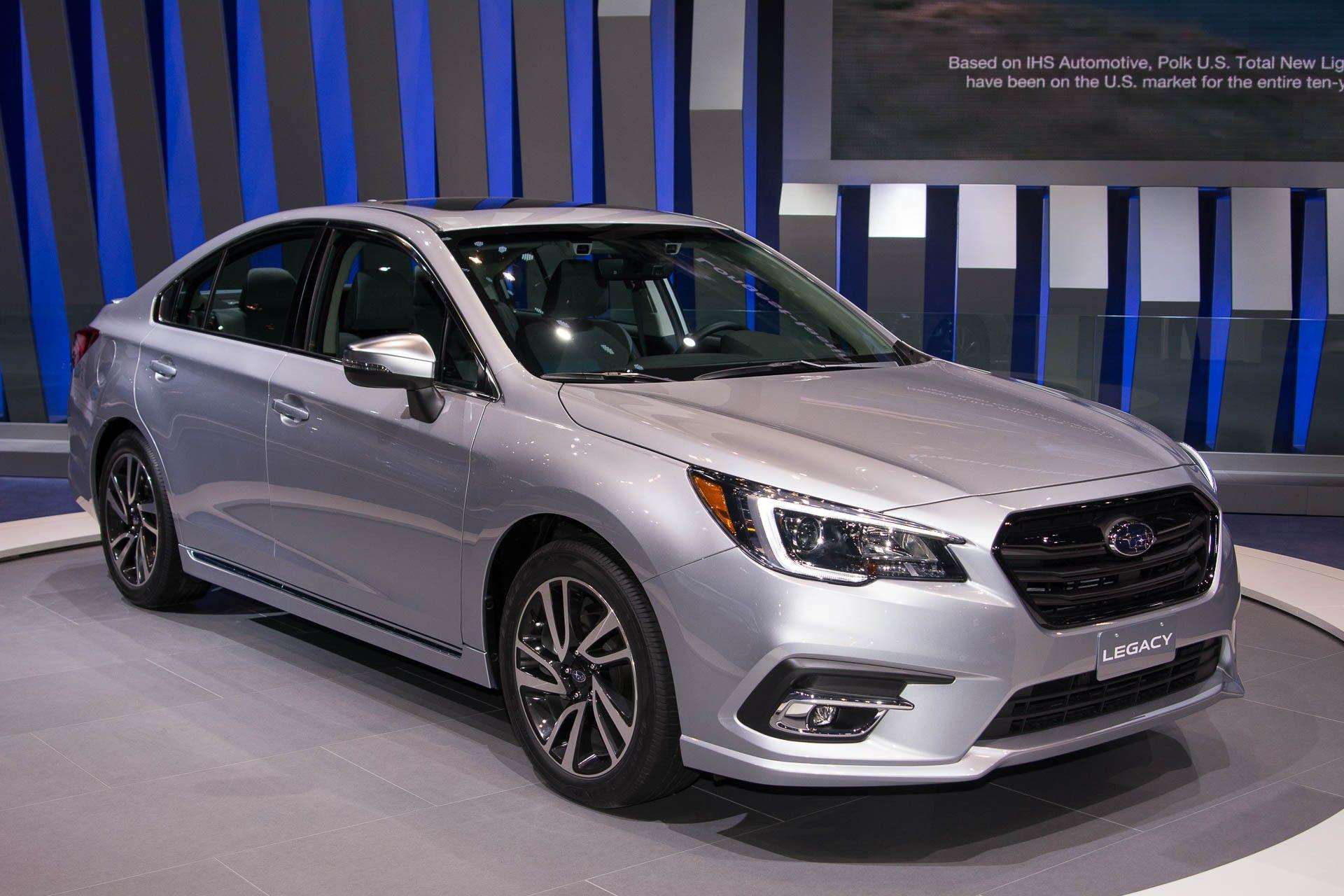 2019 Subaru Legacy Gt Release Date
