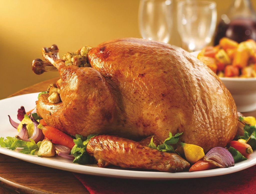 Herb-Scented Roast Turkey Herb-Scented Roast Turkey new pics