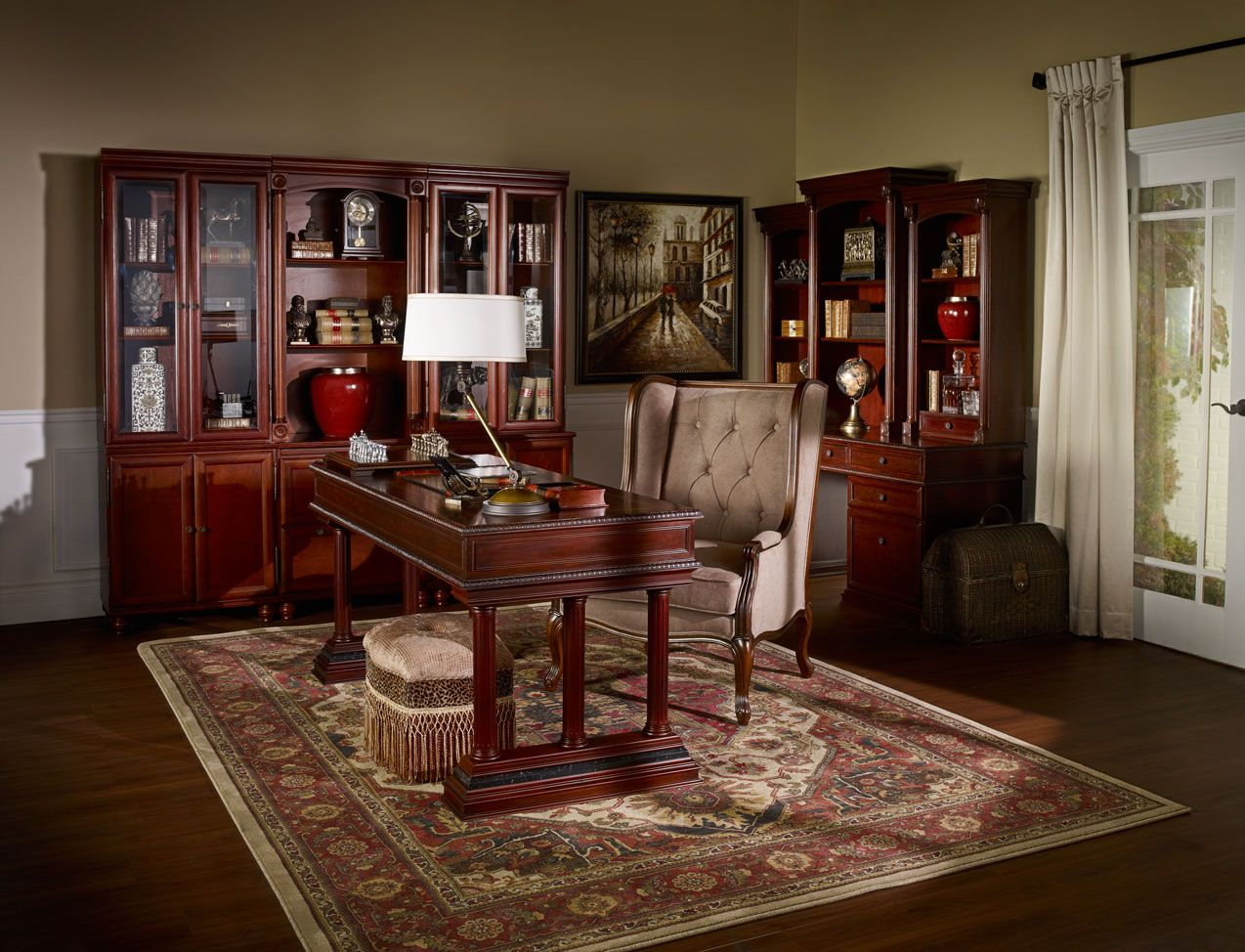 Richmond Office Bombay Canada Colonial Dining Room Furniture