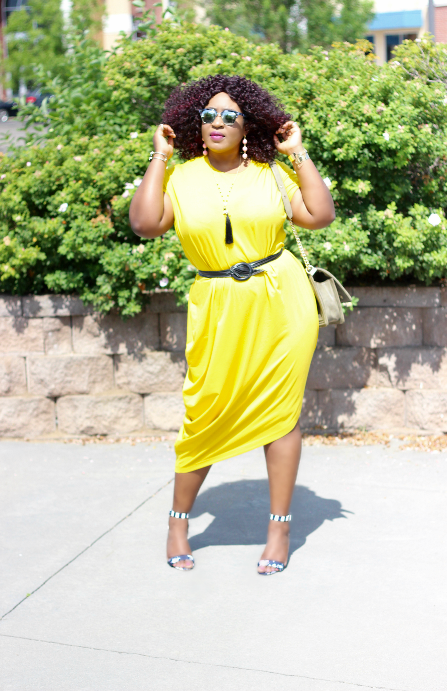 Mellow yellow nice clothes pinterest geneva baggy dresses and