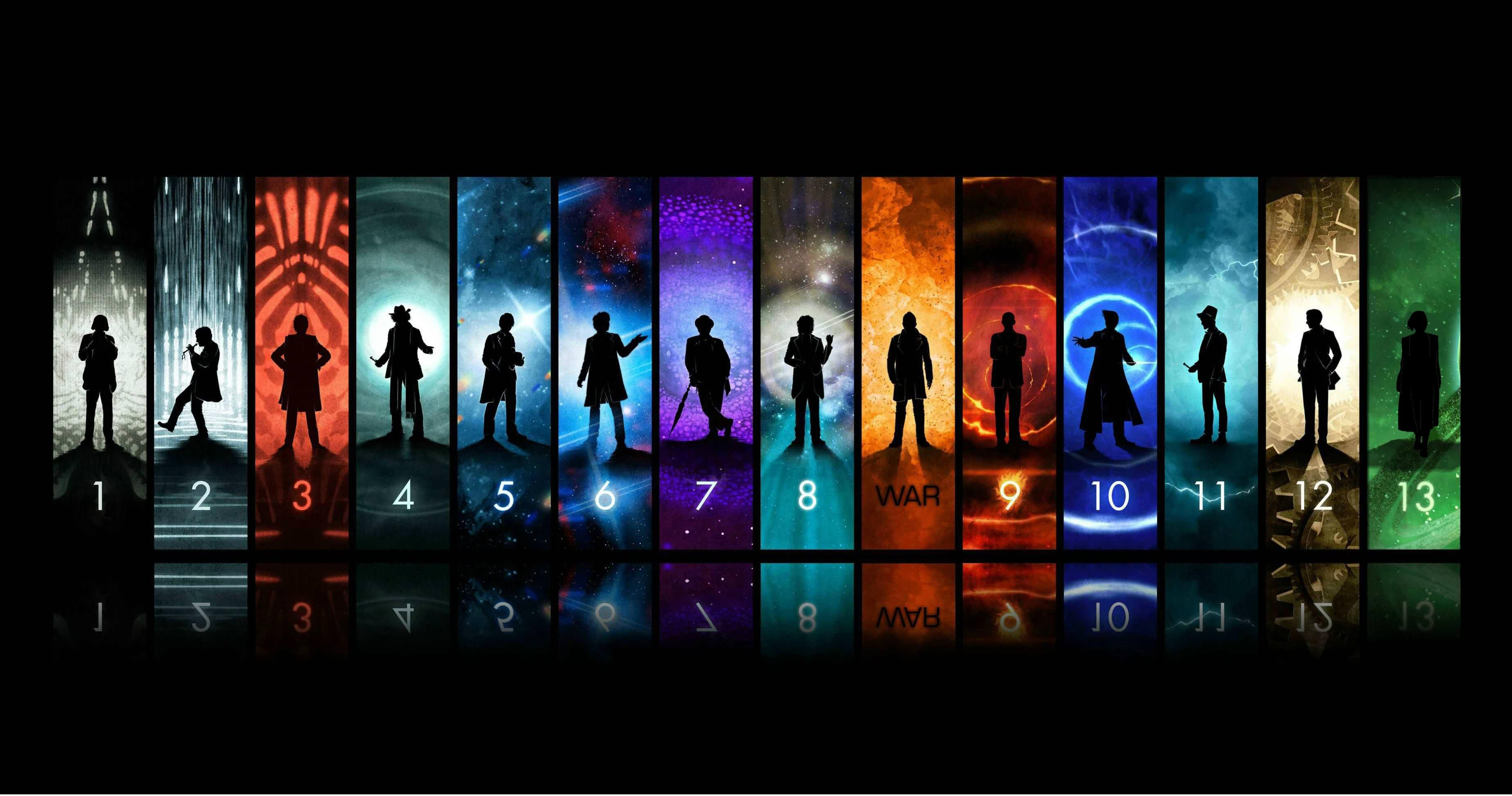 14 Doctors Wallpaper | Papel de parede doctor who, Doctor who ...