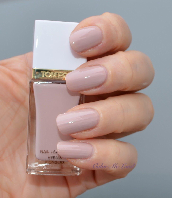 tom ford nail lacquer #01 sugar