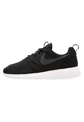 Nike Sportswear ROSHE ONE - Matalavartiset tennarit - black/anthracite sail  - Zalando.