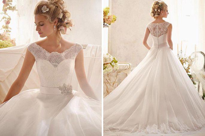 Pin by Sevilcan Çalışkan on Wedding | Pinterest | Mori lee, Bridal ...