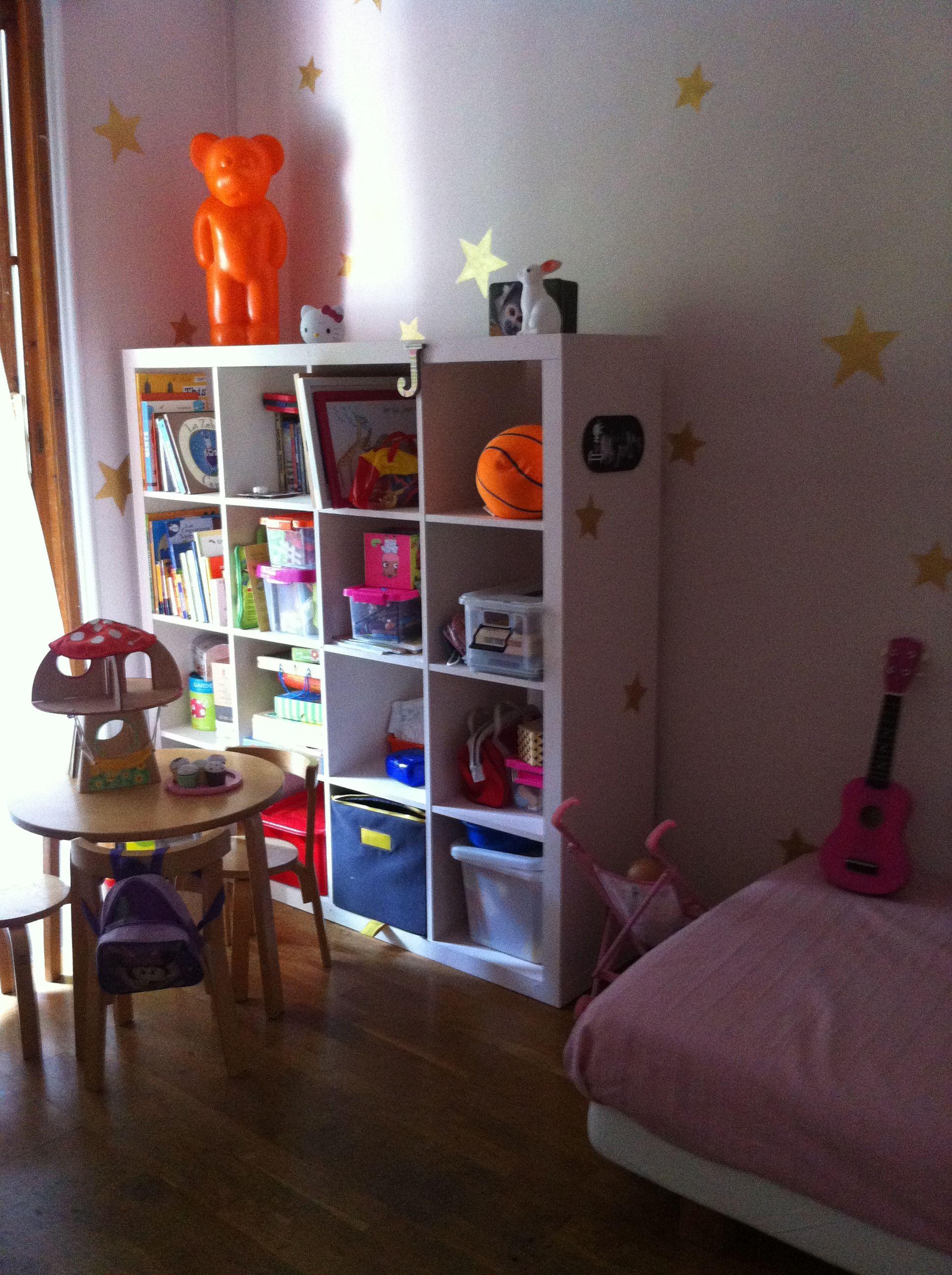 Joana 39 s new room pintura ecol gica monocapa leroy merlin color a la carta estrellas - Ikea pintura paredes ...