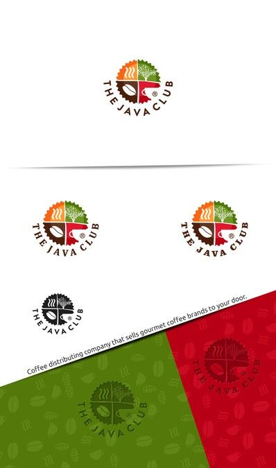 Modern Logo For A Coffee Distribution Company With Vivid Colors Or Organic Creativity Is A Plus By Mashka