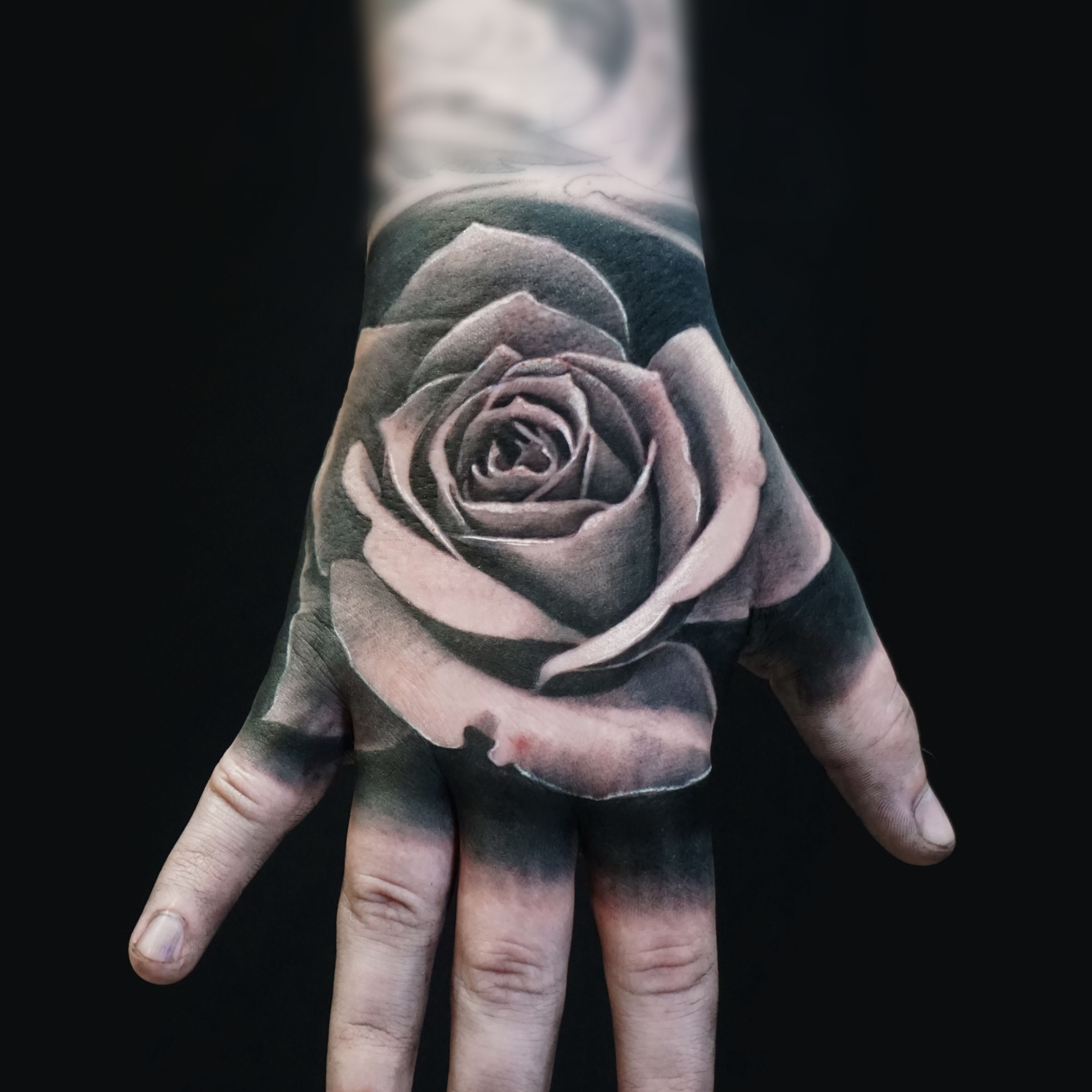 Black and grey tattoos full sleeves portraits realism