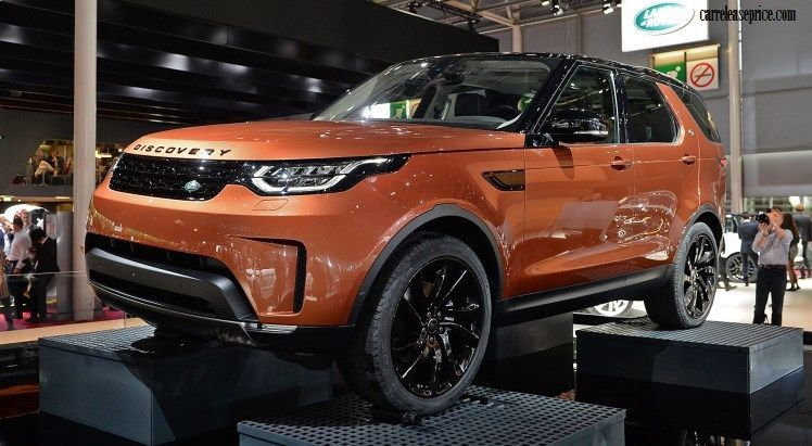 2018 Land Rover Discovery Sport, Price, Interior Mobil