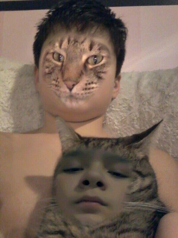 Lol I'm a cat