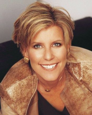 Suze Orman Haircut Bob Suzy Ormans Gift For You On Her Birthday