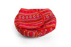 Hey, look what I found! Check out Tortilla Basket - Red by Casa Amarosa on Bezar