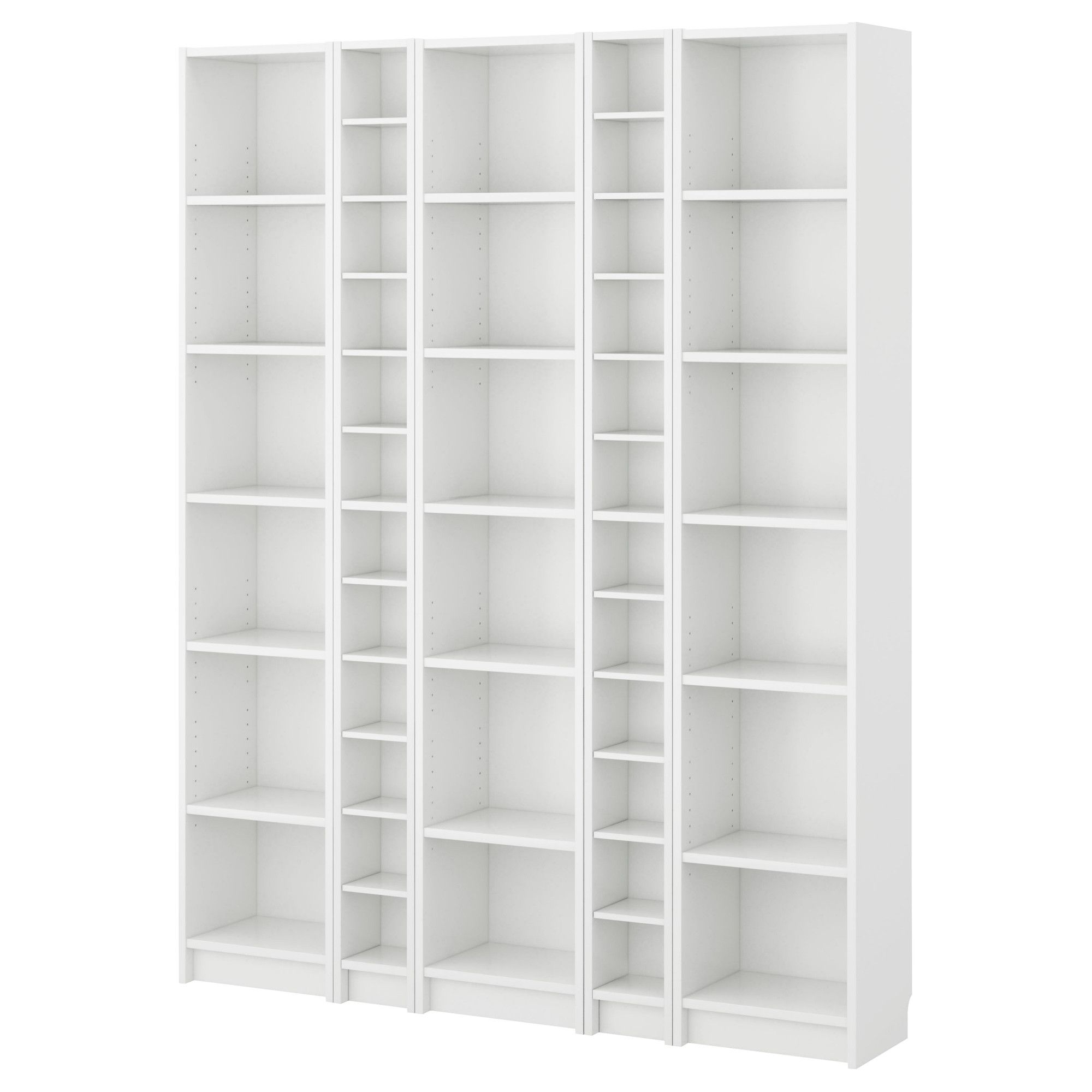 Billy Benno Bookcase Combination Cd Dvd Shelves Ikea I Want This