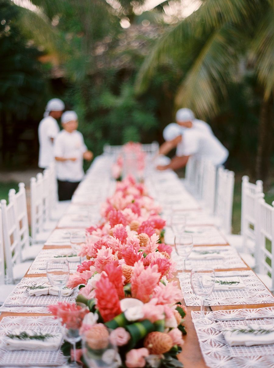 Bright Beachy Celebration In Brazil Part 1 The Wedding Avec
