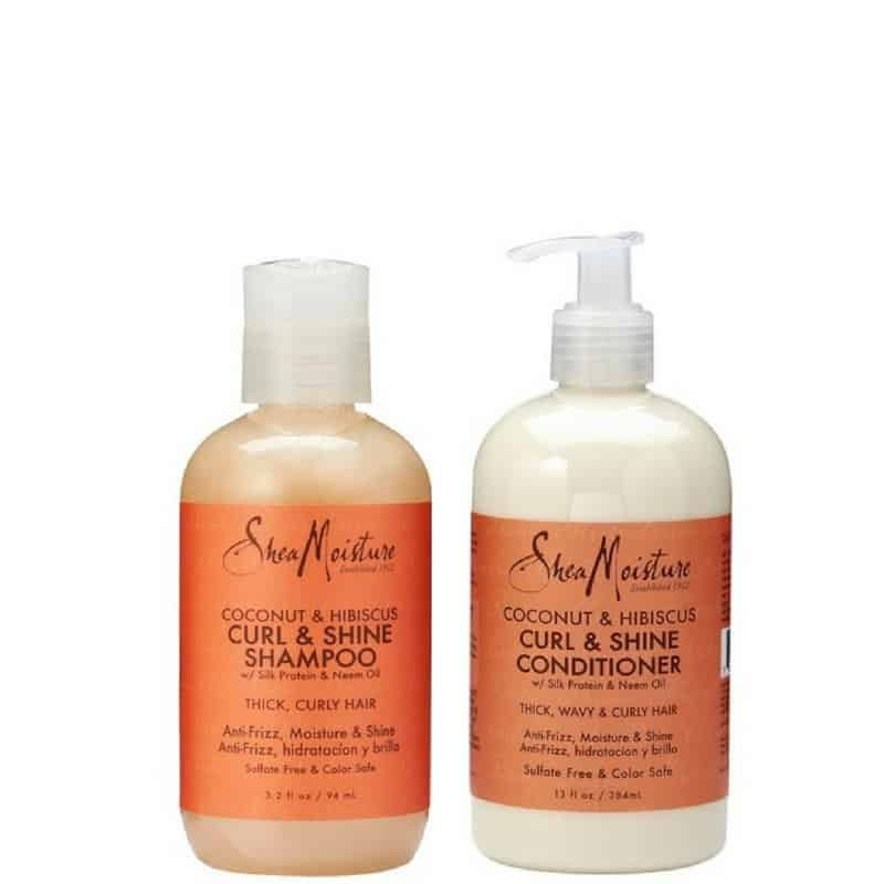 6 Shampoo And Conditioner Duos For Wavy To Curly Red Hair With