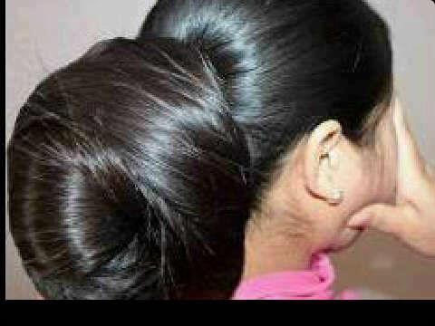 Huge Black Bun Bun Hairstyles Bun Hairstyles For Long Hair Long Hair Styles