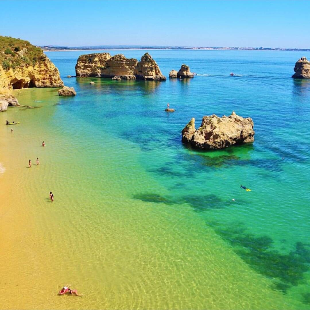"""Instagram'da wonderful nature: """"Lagos Portugal Photo by @jaime.c.abreu check out his feed for more"""""""