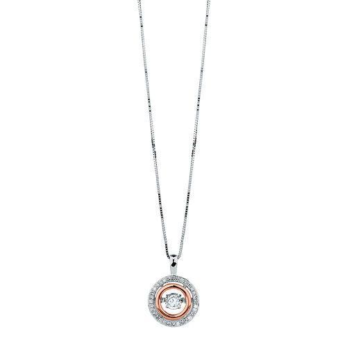 1 3 Carat Tw Diamond Everlight Pendant Diamond Engagement Rings Pendant Diamond