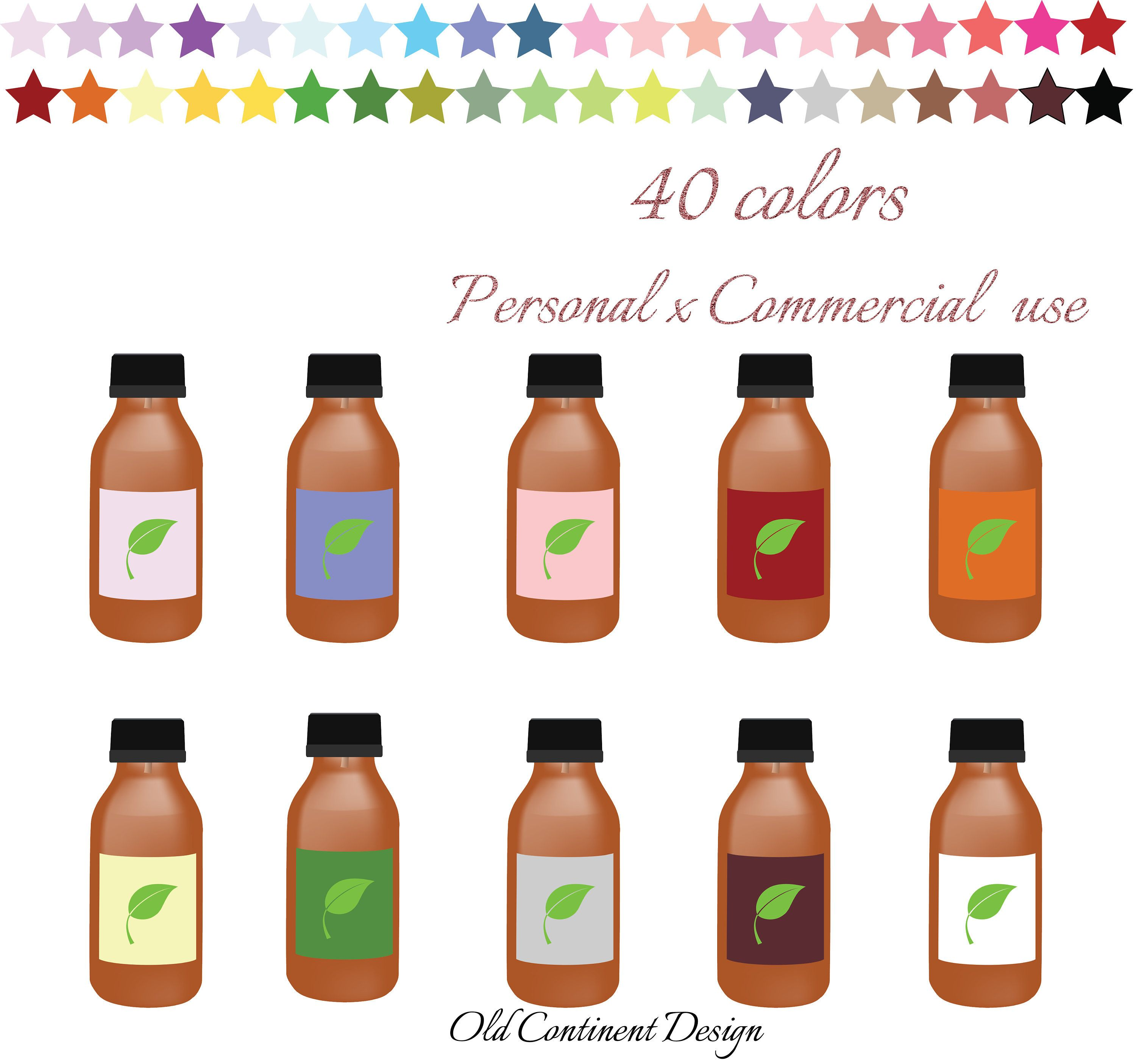 Vector icons of alcohol drinks bottles Clipart | k50342920 | Fotosearch