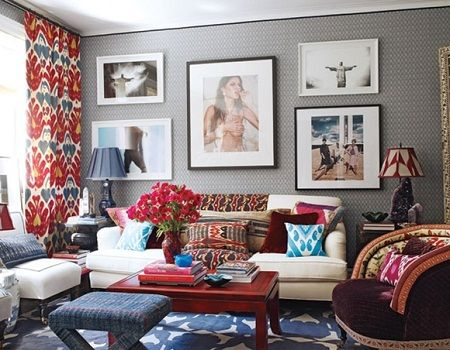 blue and yellow living room ideas   Art Living Room Ideas ...