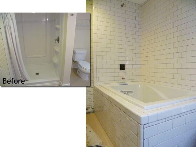 Tile Around Bathtub Ideas | ... , IN | Peter Bales, Contractor |