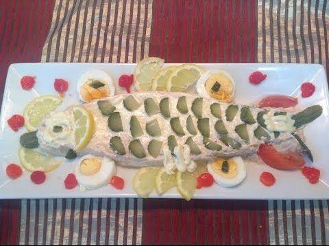 Mousse de atún - Recetas de Cocina