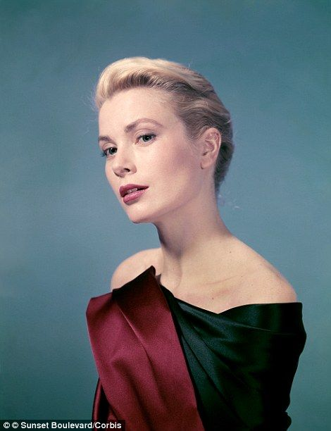 Grace Kelly (November 12, 1929 - September 14, 1982) retired from acting in 1956 to marry Rainier III, and become Princess of Monaco #actor
