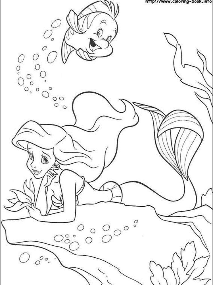 Little Mermaid Colouring Pages Disney The Following Is Our Little Mermaid Coloring Page Colle In 2020 Ariel Coloring Pages Mermaid Coloring Book Disney Coloring Pages